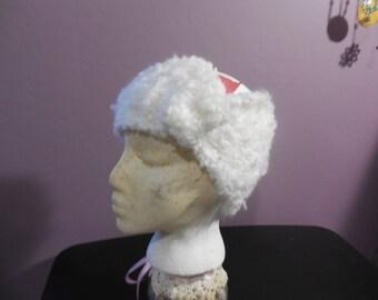 Fussy Crisscross headwrap
