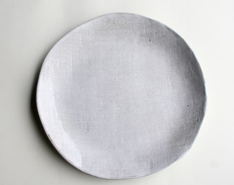 Ceramic Dinnerware, White Ceramic Dinnerware, Handmade Ceramics, Rustic Dinnerware, Ceramic Plates, Ceramic Pottery