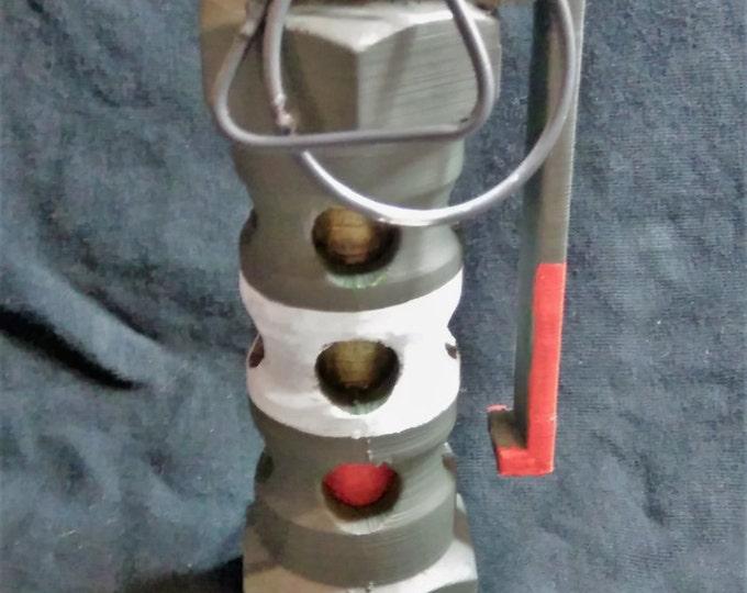 M84 Stun Grenade 3D printed replica