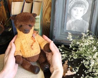 Teddy bear Barney
