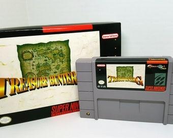 Treasure Hunter G - English SNES NTSC Translation