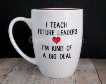 Teachers Mug, Gift, End of Year, Special Education