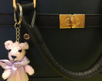 Teddy Bear Key Rings