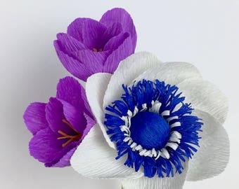 Emily Paper Flower Bouquet