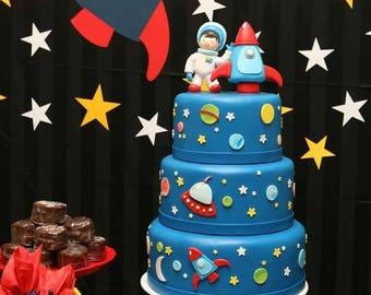 Rocket and Spacecraft Party