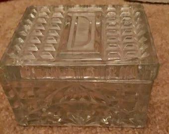Antique jewlery box