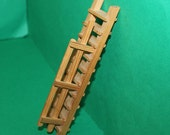 Vintage Dolls House Lundby Wooden Stairs