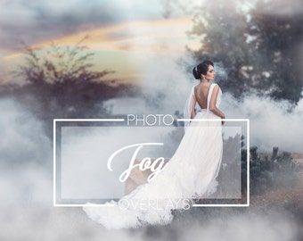30 Fog photo overlays