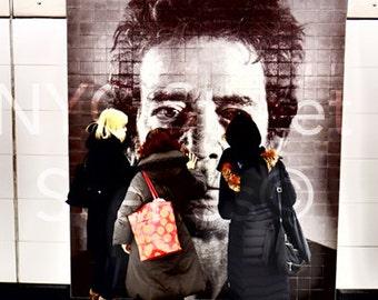 Keith in The Subway© - New York City Street Scene - Manhattan Photography