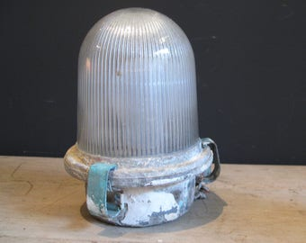 Industrial Bulkhead Light No. 1 of 2