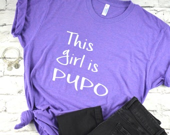 SALE!! This Girl is PUPO, IVF, Pupo, TTc, Gift for ivf, Two week wait, tww,