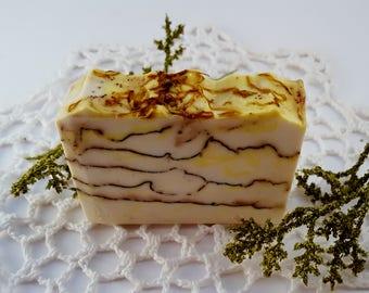 Forsythia Yuzu Fusion Soap