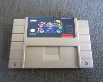 Sonic Blastman II - Super Nintendo - Gold Cartridge