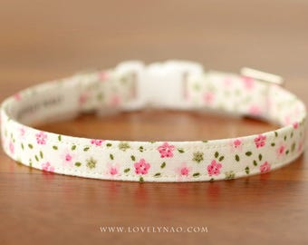 Little Bride Cat Collar