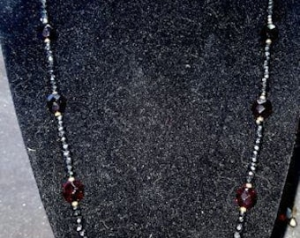 Beautiful Brass Color Prayer Box Necklace