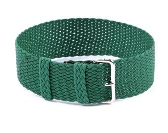 Perlon Strap - 22 mm Watch strap