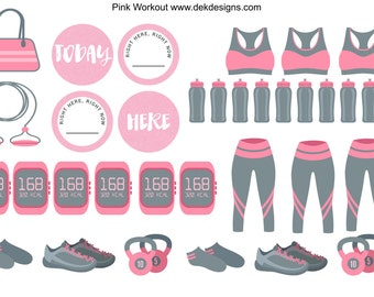 Pink Workout