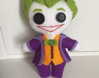 The Joker plush