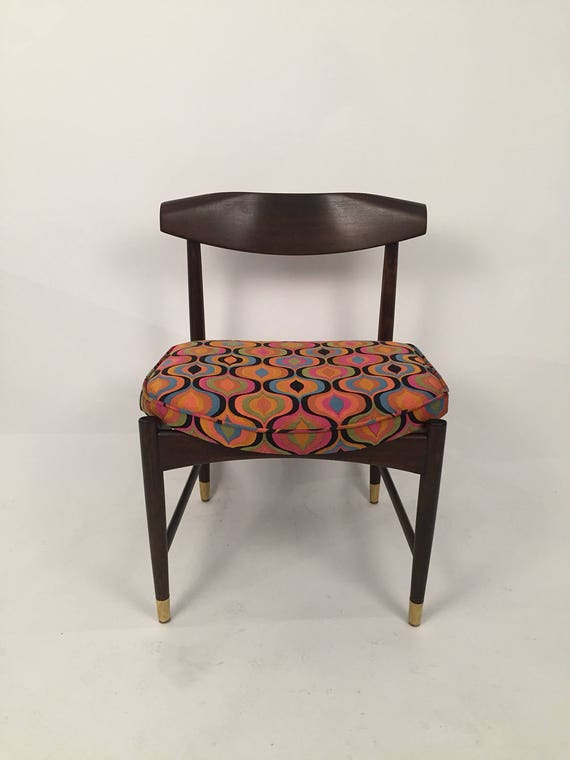"Mid-Century danish ""Selig"" Accent chair."