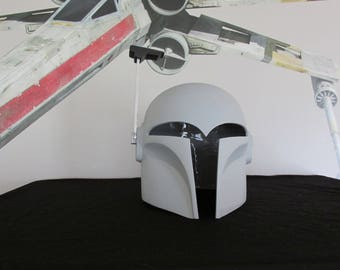 Mandalorian Star Wars Universe Sabine Wren Plastic Resin Helmet/Bucket Fan-Made Prop  Cosplay Mando