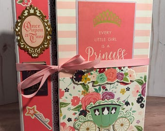Mini album for your little princess