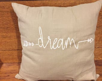 Dream pillow cover