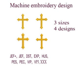 free religious machine embroidery designs