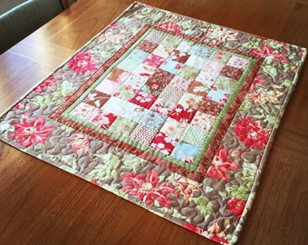Fig Tree Scrappy Table Topper