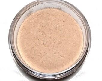 Nevaeh Light Veil for light to medium tones Setting Veil Setting Powder Natural Mineral Makeup Finishing Powder