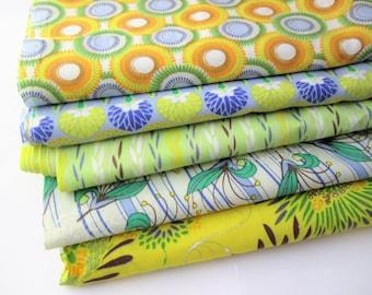 Fat Quarter/Half Yard/One Yard Bundle of Color Splash by Art Gallery Fabrics