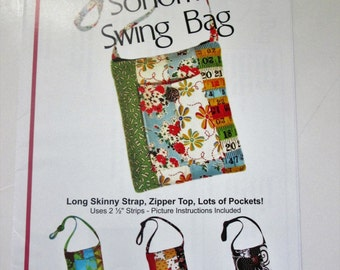Sonoma Swing Bag , Pink Sand Beach Designs