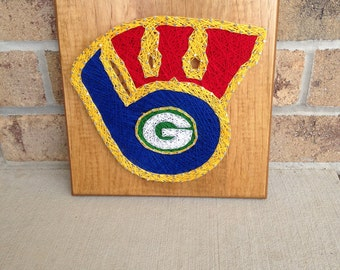 Custom Made to Order Wisconsin Sports  Packers, Brewers and Badgers