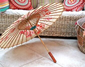 Chinese Rice Paper Umbrella