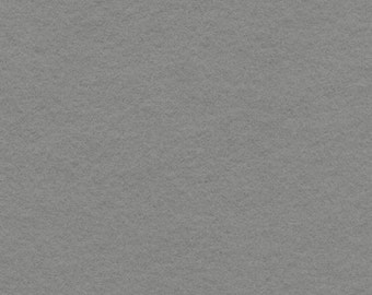 grey felt, Eco-fi classic felt, costume fabric, craft felt, Kunin eco-fi felt fabric