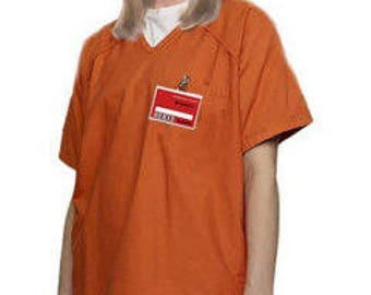 Orange Is The New Black Costume, Piper Costume, Halloween Costume, Adult Costume