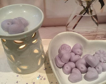 Violets - Highly Fragranced Soy Wax Melts