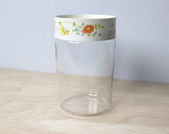 Vintage Glass Pyrex Jar
