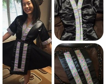 Hmong Top Pattern