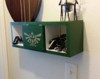 Legend of Zelda Key Shelf