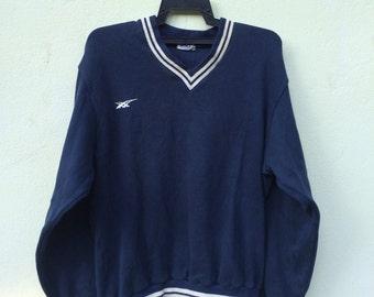 Vintage Asics Sweatshirt /Asics Sweater Big Logo/Hoodie /Jacket Asics T Shirt