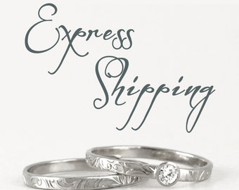 Express Shipping - Express Mail Service Approx. 4-7 Business Days.