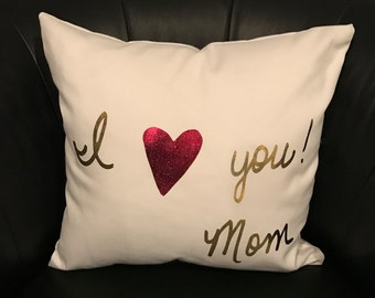 Handwriting pillow, Custom pillow, personalized pillow, home decor, pillow with your handwriting,memory pillow, custom handwriting