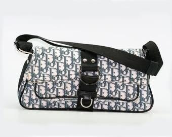 Dior printed bag