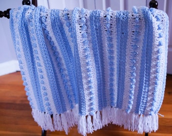 Baby Blanket/Baby Shawl/Baby Afghan