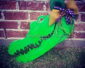 Alligator Head Door Hanger