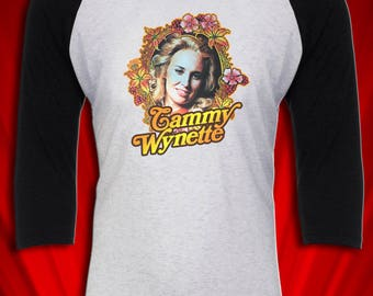 Tammy Wynette Vintage Country Music Legend Tour Tee