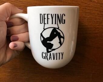 Defying Gravity On A Lyra