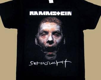 Rammstein Sehnsucht, T-shirt 100% Cotton