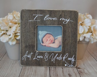 uncle picture frame etsy
