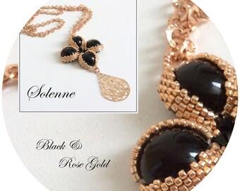 KIT diy necklace SOLENNE